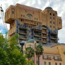 Disney Hollywood Tower Hotel