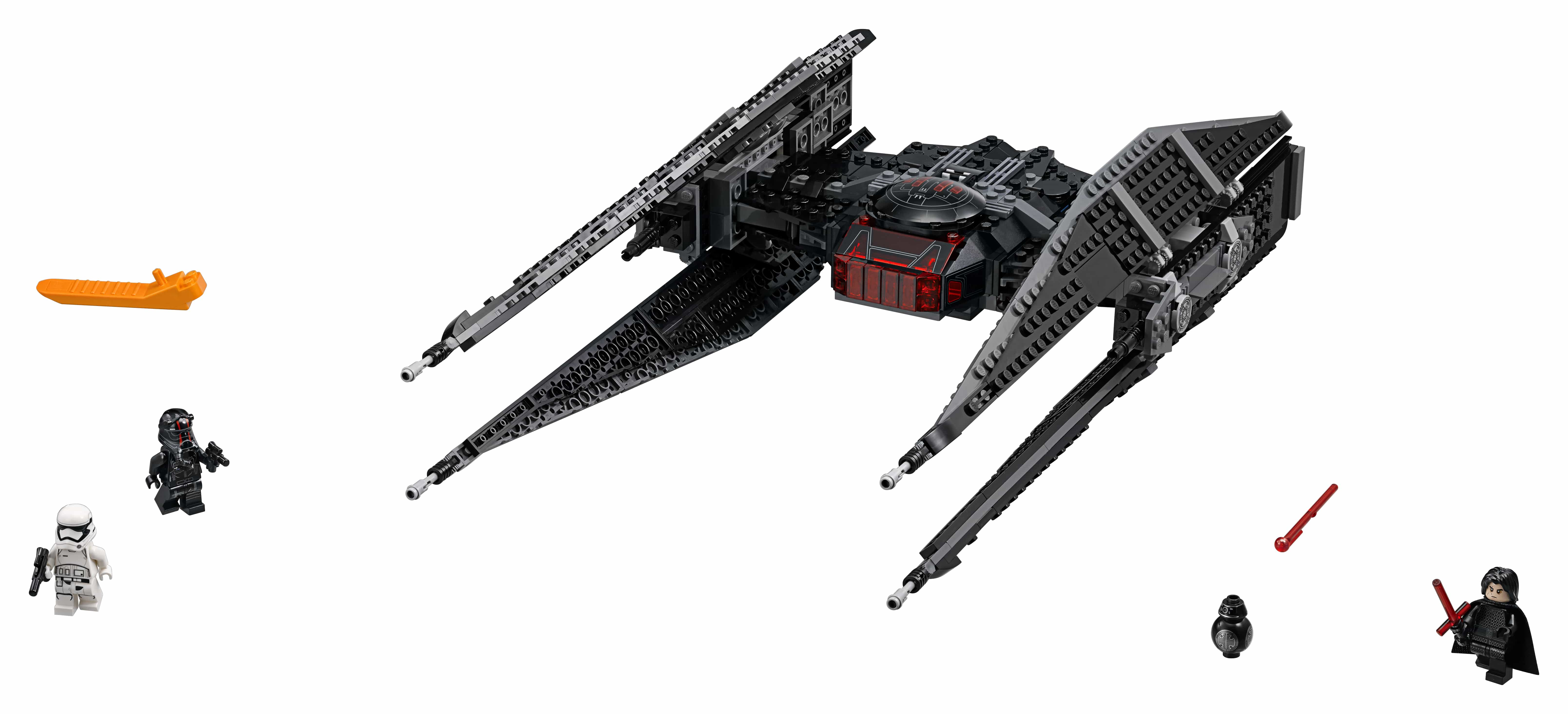 Lego Star Wars The Last Jedi Sets Released