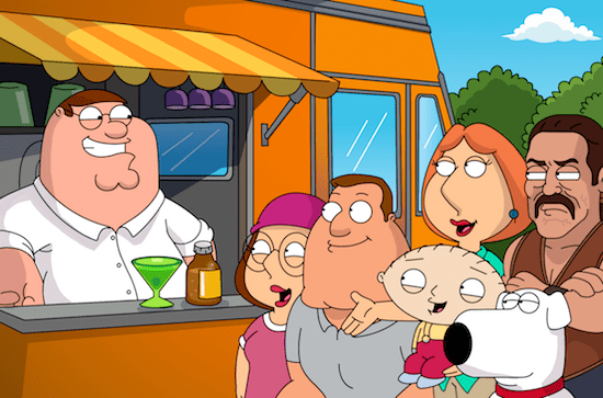 family guy another freakin