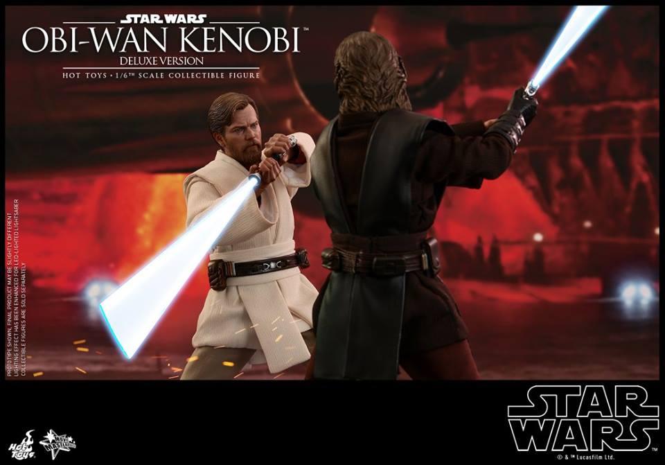 Star War Episode III Revenge of the Sith  ObiWan Kenobi