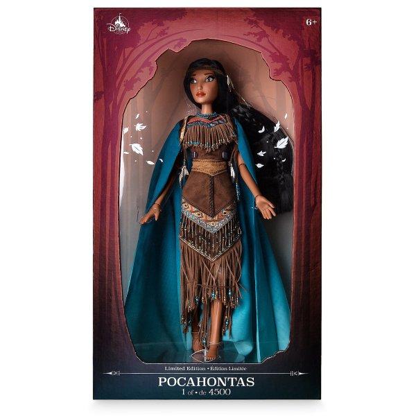 Disney' Pocahontas Limited Edition Doll