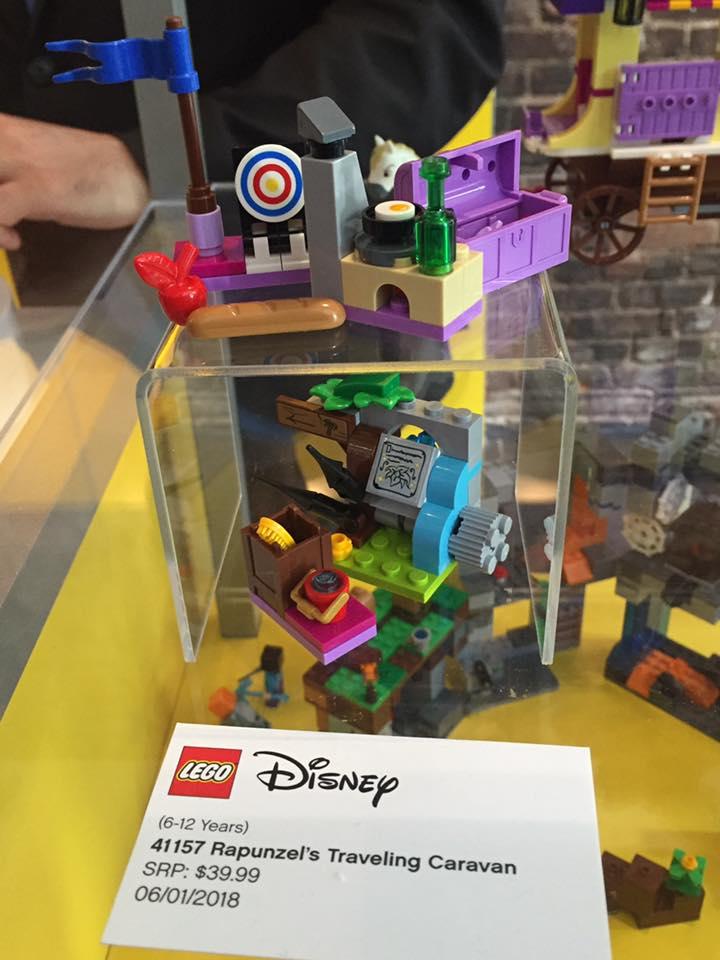 Disney LEGO Fall 2018 Previews Disney