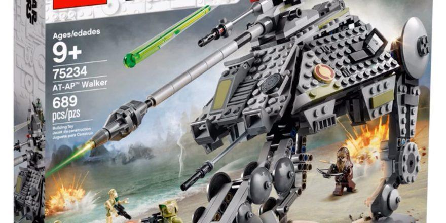 New Lego Star Wars 2019 Sets Out Now Diskingdomcom