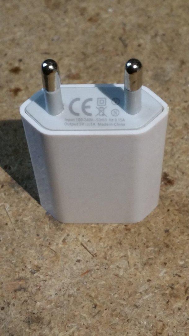 5Volt USB power supply