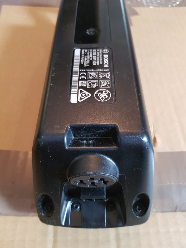 Bosch Powerpack 500 Electrical Bike 0275007530