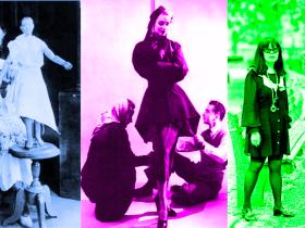 Fashion history soulmate. Vionnet, Charles James, Anna Sui