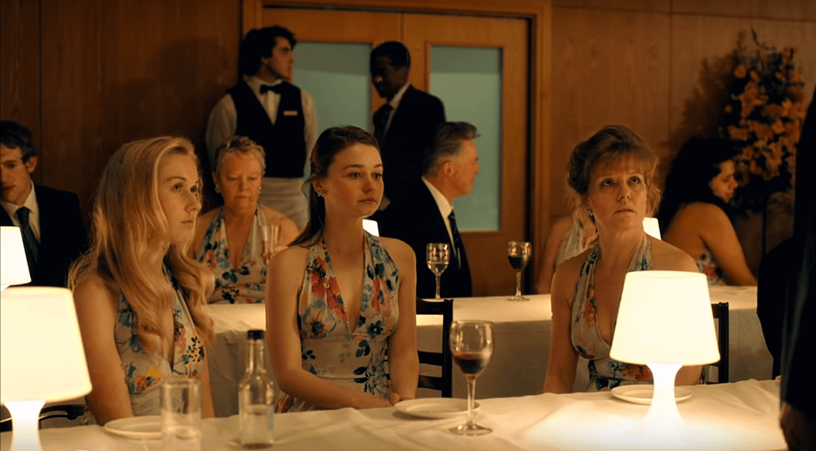 dystopian fashion in The Lobster