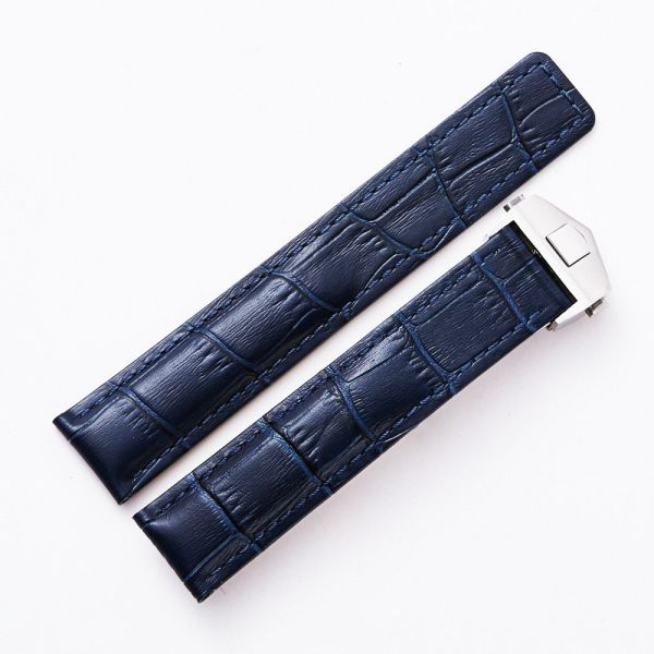 Tag Heuer Blue Watch Band Strap