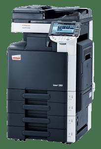 Impresora multifunción Develop Dismega distribuidor Galicia