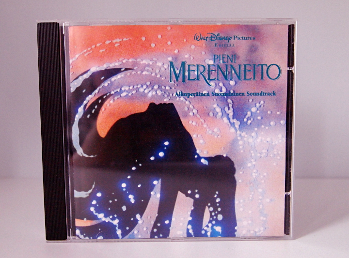 Pieni merenneito soundtrack