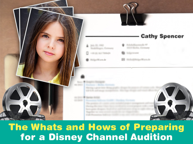 How To Audition For Disney Channel Part 1