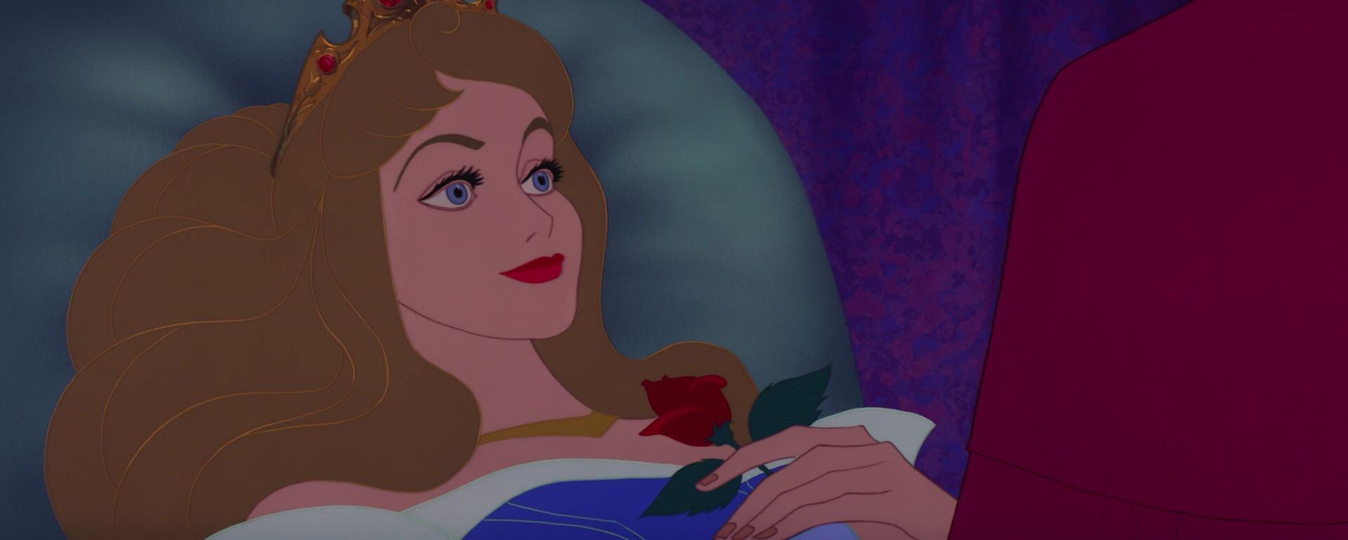 Aurore personnage dans La Belle au Bois Dormant