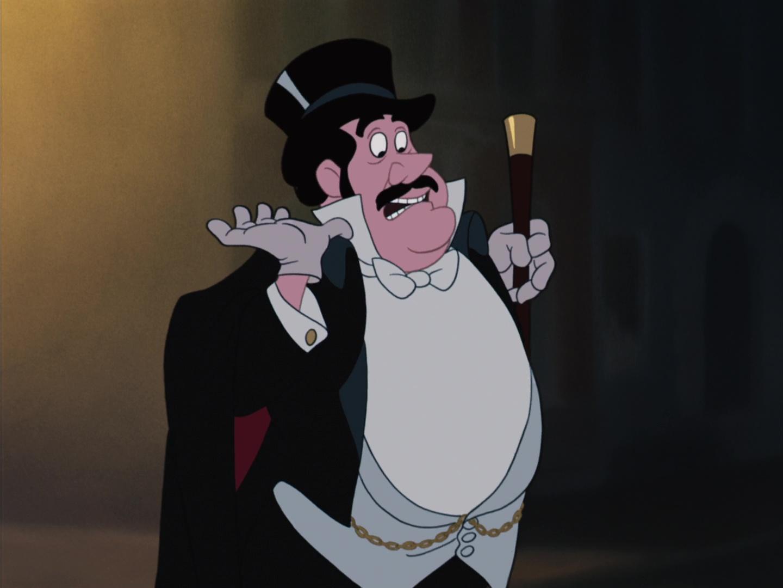 George Darling personnage dans Peter Pan  DisneyPlanet