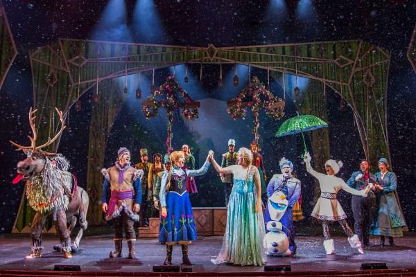 Frozen Disney Broadway Musical