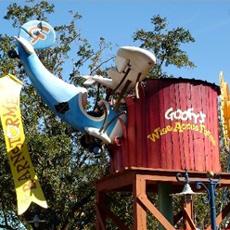 Goofy's Barnstormer