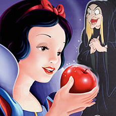 Snow White and the Queen