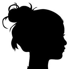 Disney Silhouette Portrait