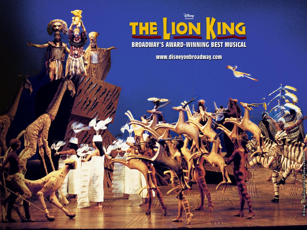 百老匯音樂劇獅子王|獅子|音樂- 百老匯音樂劇獅子王|獅子|音樂 - 快熱資訊 - 走進時代