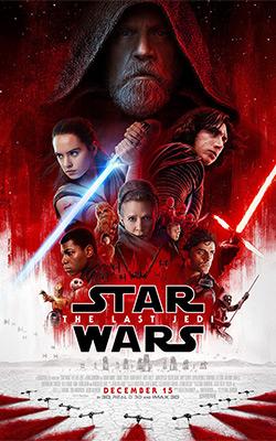 【星際大戰:最後的絕地武士】(Star Wars: The Last Jedi)