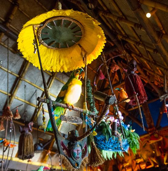 Happy 50th Anniversary Tiki Room  Disney 247