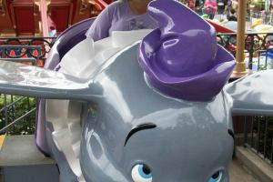 Are Disneyland Resort rides accessible for larger (weight or height) people? 7