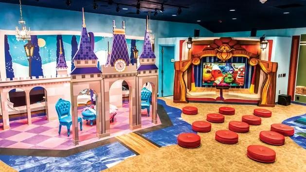 Does The Walt Disney World Resort Offer Childcare Services?