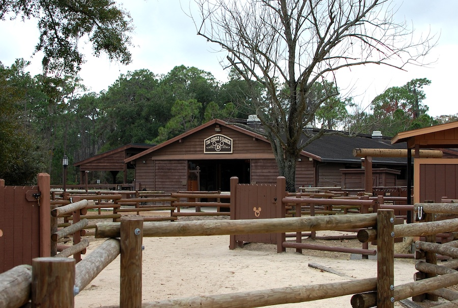 What Is The Tri-Circle D Ranch at Ft. Wilderness