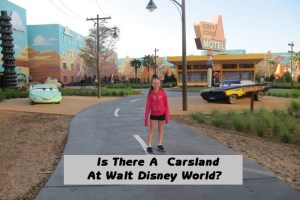Is There A Carsland At Walt Disney World? 13