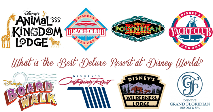 What Is The Best Deluxe Resort at Disney World?