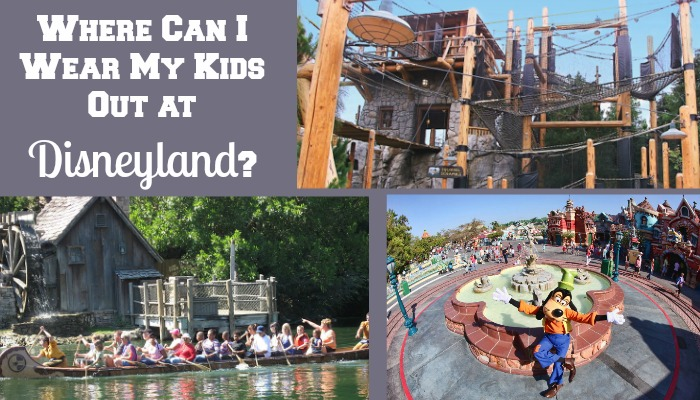 Where Can I Wear My Kids Out at the Disneyland Resort?