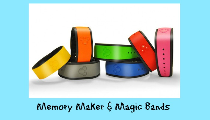 How can I link Memory Maker to my Magic Band?