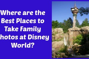 Where are the Best Places to Take Family Photos at Disney World? 3