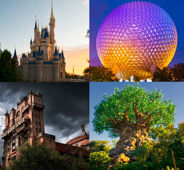 The Best Days of the Week to Visit Each Disney World Park