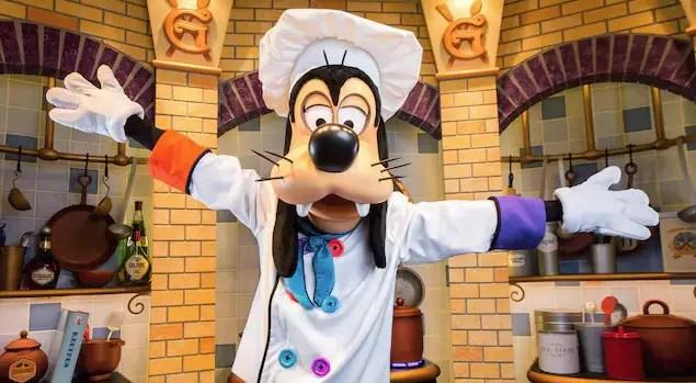 Goofy's Kitchen