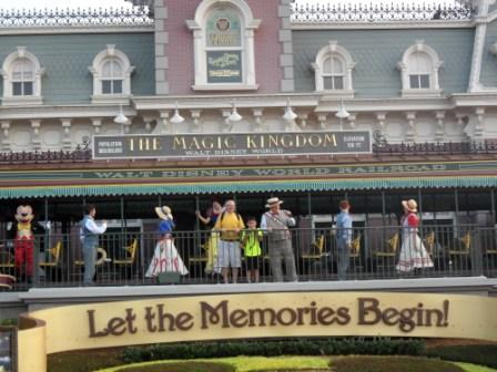 How Does Magic Kingdom Pick The Family of the Day?