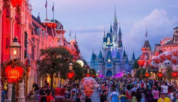 what restaurants and rides remain open at mickeys not so scary halloween party