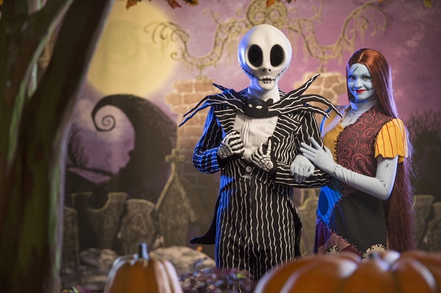 What Characters Can I Meet at Mickey's Not-So-Scary Halloween Party?