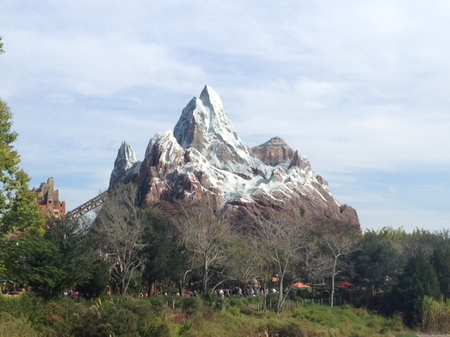 Expedition Everest-Immersed in Culture, History and a Legend