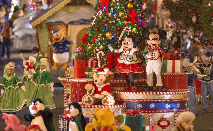 Christmastime Parade
