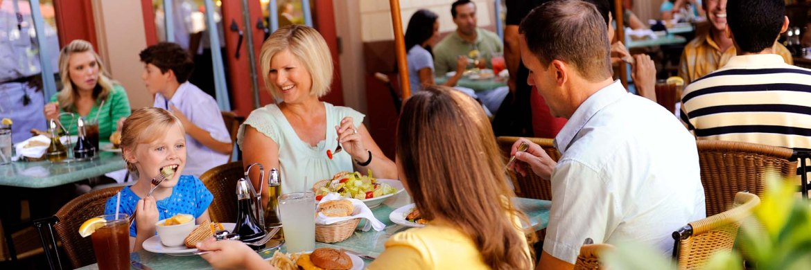 What Disney World Restaurants Offer Special Dining Options for Easter and Mother's Day?