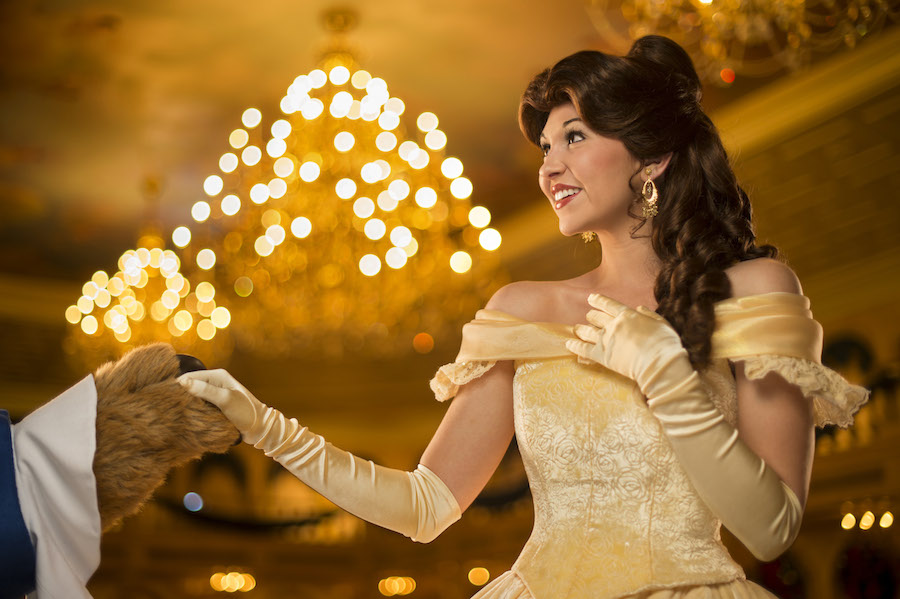 6 Ways to Celebrate Beauty and the Beast at Disneyland Resort