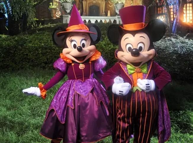 5 Fun Ways to Spend Halloween at Disney's Magic Kingdom