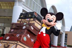 Disney Packing
