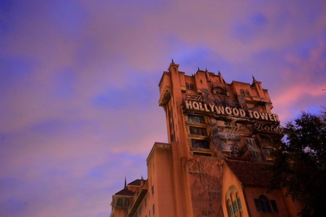 Spine-Thrilling Fact You May Not Know About the Tower of Terror