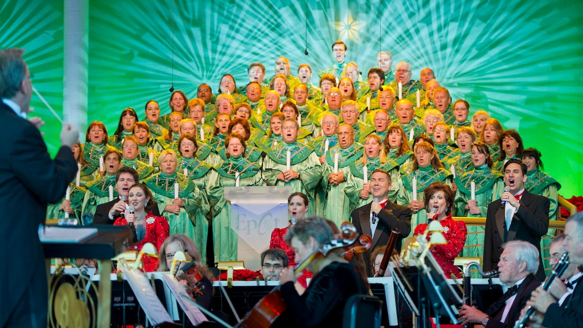 What is Disney's Candlelight Processional and How Do I Get Tickets?