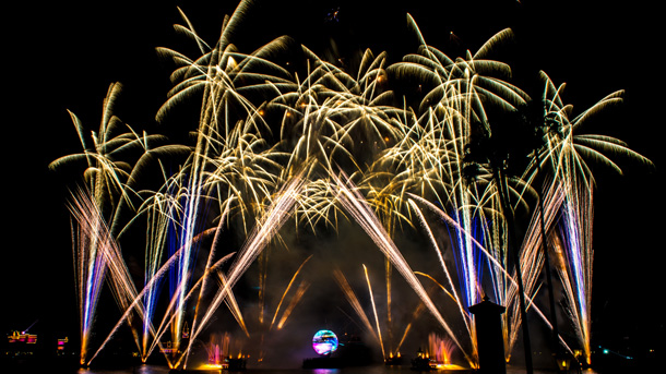 Top 5 Not-To-Be-Missed Fireworks Dessert Parties at Walt Disney World's Theme Parks