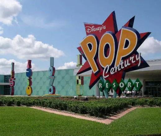 Pop Century, Walt Disney World Resort