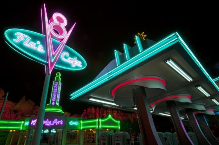 Cool Disneyland Eats