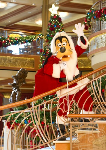 Disney Cruise Line Christmas