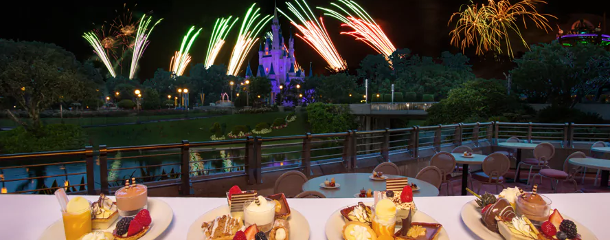 What Holiday Dessert Parties are Offered at Walt Disney World?